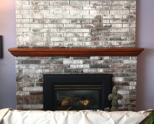 Painting Brick Fireplace Paint