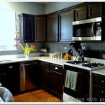 Ing Builder Grade Oak Cabinets Did All Started