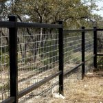 Painting Chain Link Fence