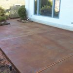 Painting Concrete Patio Slab Home