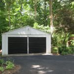 Painting Garage Door Easy Affordable Here Transformed Ours