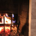 Painting Interior Fireplace Shine Your