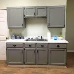 Painting Kitchen Cabinets Rustoleum Chalk Paint Junk Love