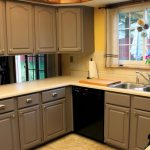 Painting Kitchen Cabinets Without Sanding Priming Home Design