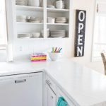 Painting Kitchen Countertops Look Like Carrara Marble Own