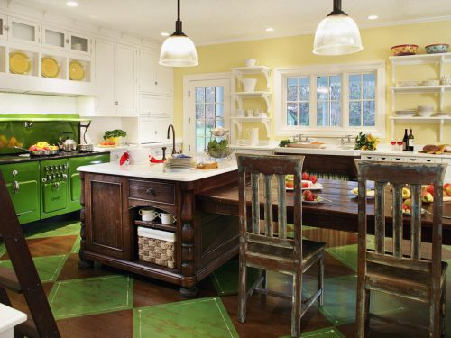 Painting Kitchen Floors Ideas Tips