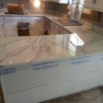 Painting Laminate Countertops Look Like Marble