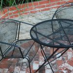 Painting Metal Outdoor Furniture Techniques