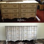 Painting Old Dressers Chalk Paint