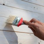 Painting Pressure Treated Wood