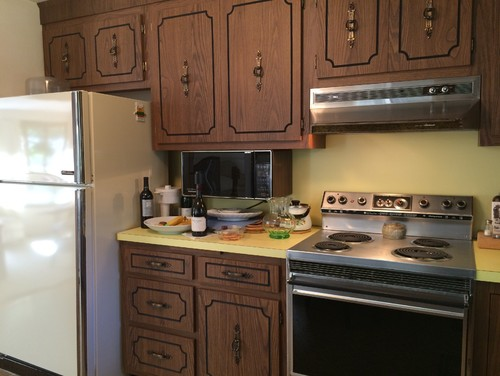 Painting Refacing Formica