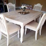 Painting Staining Kitchen Table