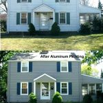 Painting Vinyl Siding Reviews Before After Paint