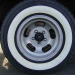 Painting Wide White Wall Tires Make Your Own