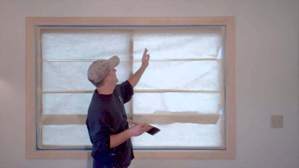 Painting Wood Trim Interior House Tips