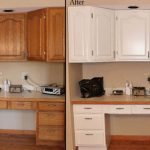 Painting Wooden Kitchen Cupboards