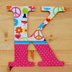 Peace Sign Hand Painted Wooden S Price Per