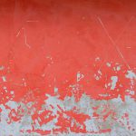 Peeling Red Wall Texture