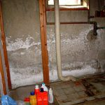 Peeling Waterproof Paint Basement Waterproofing