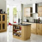 Perfect Cream Kitchen Wall Colour Lentine
