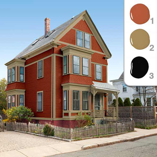 Picking Perfect Exterior Paint Colors Patriot Painting Professionals