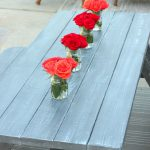 Picnic Table Makeover Decoart Elevate