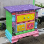 Pinterests Topplista Med Sta Erna Funky Painted Furniture Lade