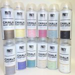 Pinty Plus Chalk Spray Paint Shabby Chic Furniture Vintage Colours Aero