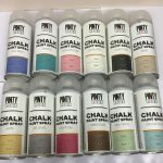 Pinty Plus Chalk Spray Paint Shabby Chic Furniture Vintage Colours New