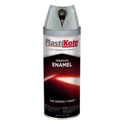 Plastikote Aluminum Color Spray Premium Enamel
