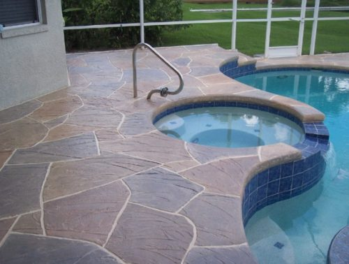 Pool Deck Paint Home Depot Design