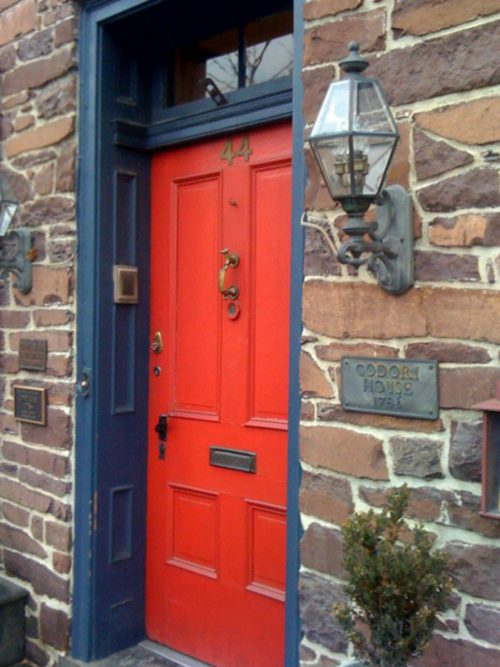 Popular Colors Paint Door