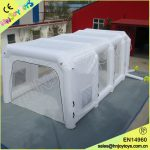 Popular Outdoor Spray Booth Cheap Paint Used
