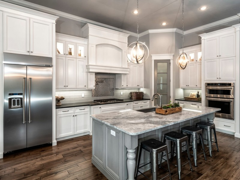 Popular Paint Colors Kitchens Can Choose