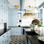 Popular Painted Kitchen Cabinet Color