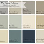 Pottery Barn Paint Color