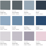 Pottery Barn Spring Summer Kids Paint Colors