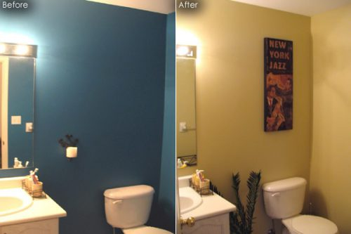 Powder Room Paint Colors Native Home Garden