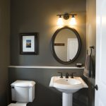 Powder Room Paint Colors Vertical Home