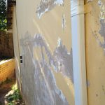 Preparing Exterior Concrete Walls Painting Coat Painted Wall New