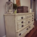 Pretty Distressed Goodwill Dresser Upcycle