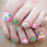 Pretty Toe Nail Art Ideas Creative