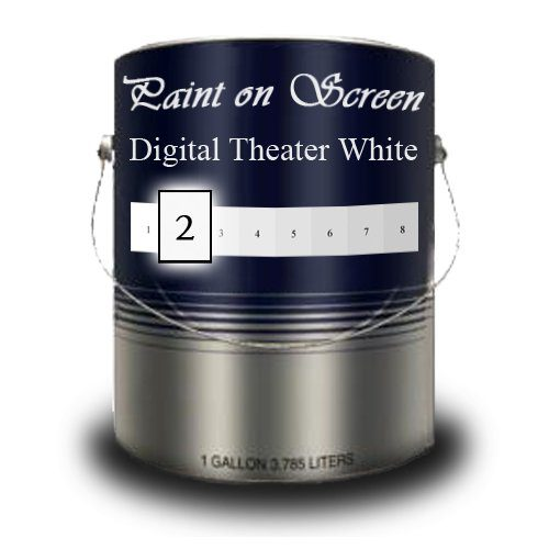 Projection Screen Paint Home Depot Painting