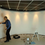 Projector Screen Paint High Definition Ultra White