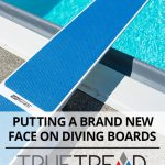 Putting Brand New Face Diving