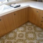 Quick Fix Kitchen Benchtops White Knight Tile Paint Over Ugly Bench