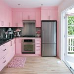 Quirky Modern Kitchen Room Paint Colors