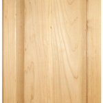 Raised Panel Door Paint Grade Maple Cabinet