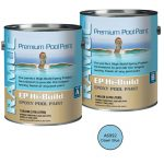Ramuc Build Epoxy Swimming Pool Paint Dawn Blue Gallon