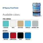 Ramuc Epoxy White Gallon Pool
